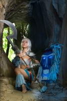 Kida Atlantis The lost Empire by Lady-Ragdoll