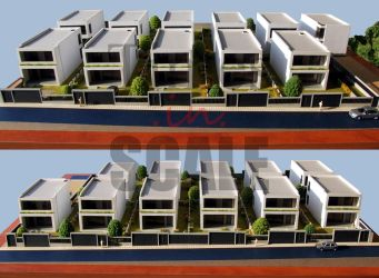 Times.In.Scale - Housing Complex in Thermi, Greece by TimesInScale