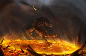 Dance of fire by ThemeFinland