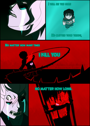 Steven's Tale-Nightmare P22 by Arteses-Canvas