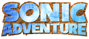 Sonic Adventure Logo Remade by NuryRush