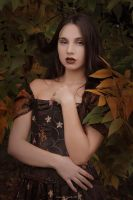 Autumn Portrait by FrancescaAmyMaria