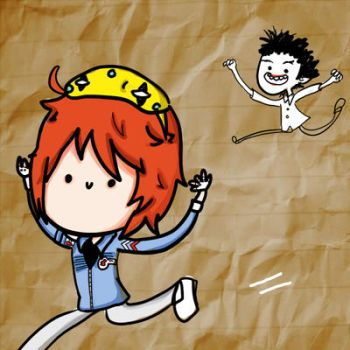 MCR - Party poison! by Tororing