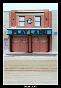 playland by sassmuffin
