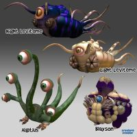 Spore Creations Showcase 13 by bernoully