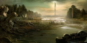 Nature of Half-Life (2007) by andylittle