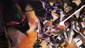 Gundam SEED A-STAR PHASE-18 by csy5150
