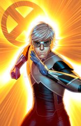 Quicksilver - X-MEN Apocalypse by JamieFayX