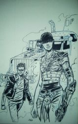 Furiosa by coolmonkeyd
