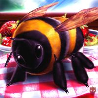 Bumble Bee by Tiamate