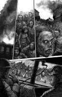 Last Zombie 1 page 1 by joewight