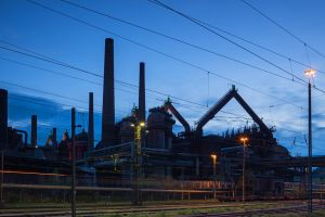 Steelworks by Blister17