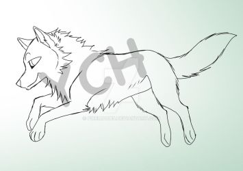 YCH canine chibi (OPEN) by FireMoon9