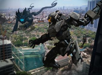 PACIFIC RIM: Haunting Bearcat by scarypet