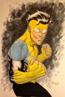 Invincible commission ECCC13 by RyanOttley