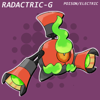 062 Radactric-G by Marix20