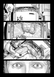 Short story page 01 by PenUser