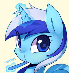 Commission 20 : Minuette by Marenlicious