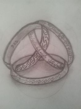 WIP 3 rings by Sharon1997