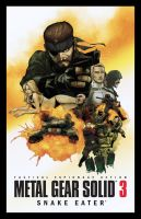 MGS3 Snake Eater Videogame Cover by DRPR
