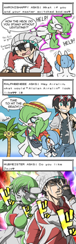 Ask Airalin Q51-53 by RakkuGuy