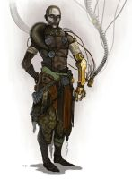 witchdoctor 2 by Parkhurst