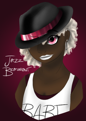 Jazz Beaumont by sir-swift