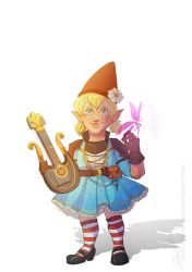 Commission Gnome 1 by Ioana-Muresan