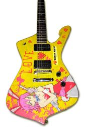 The coolest guitar ever by phoenixdk