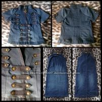 Re-Made Military Jacket by Si3art