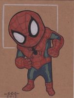 Spidy marker piece by MARR-PHEOS