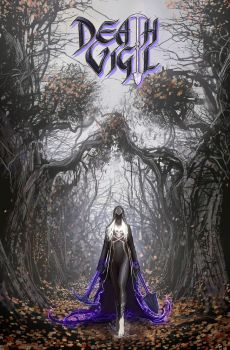 death vigil 8 by nebezial
