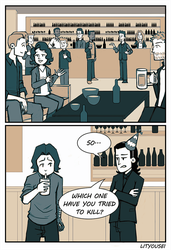 Stark Party 2.0 by LitYousei