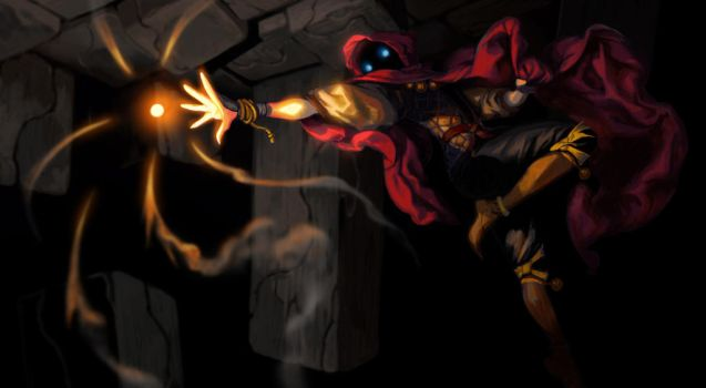 Wizard of Legend by NIW