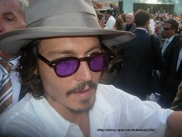 Meeting Johnny Depp by Missy-Sparrow