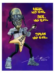 VIC THE RATTLEHEAD by GAYOUR