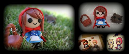 Little Red Riding Hood by HappyMach