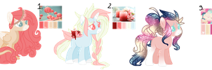 #18 Adopts - Mystery adoptables by AdaKola