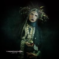 Pandora by vampirekingdom