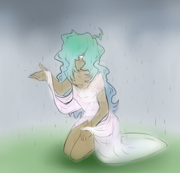So this is rain? by princessPOP-15