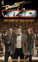 New Series Target Covers: Asylum of the Daleks by ChristaMactire