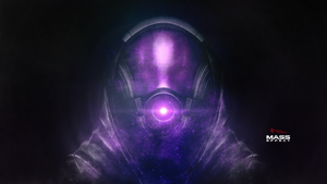 Mass Effect Tali' Zorah REDness Ultra HD by RedLineR91