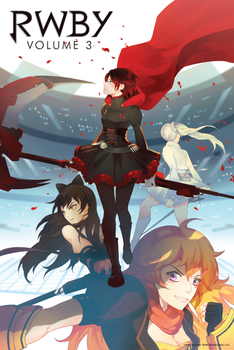 RWBY vol. 3 by hakuku
