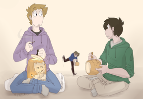 pumpkins! by ByronicBrit
