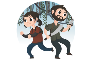 Last of Us by Indy-Lytle