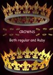 3D Stock Crown Pack 01 by Delekatala-stock