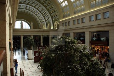 Union Station by coolpyrofreak