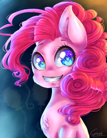Party Pony by IPonyLover
