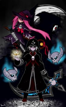 Reaper - Halloween edition by Anax78