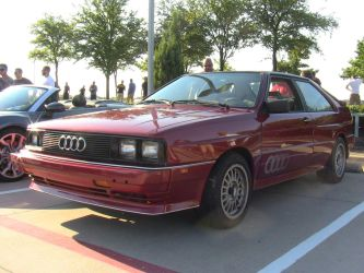 The Audi That Started it All by KeijiSuwa